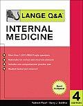 Lange Q&A: Internal Medicine