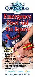 Emergency First Aid on Board (Captain's Quick Guides)