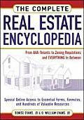 Complete Real Estate Encyclopedia
