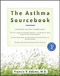 The Asthma Sourcebook (Sourcebooks) Cover