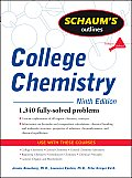 Schaums Outline of College Chemistry Theory & Problems 9th Edition