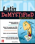 Latin Demystified (Demystified)