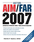 Aim/Far (AIM/FAR: Airman's Information Manual/Federal Aviation Regulations)