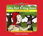 Easy Spanish Storybook: Little Red Riding Hood (Book + Audio CD)