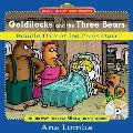 Easy French Storybook: Goldilocks and the Three Bears(Book + Audio CD)