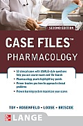 Case Files: Pharmacology (Lange Case Files)