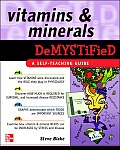 Vitamins and Minerals Demystified (Demystified)