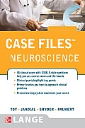 Case Files: Neuroscience (Lange Case Files) Cover