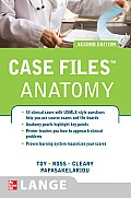 Case Files: Gross Anatomy (Lange Case Files) Cover