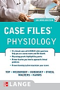 Case Files: Physiology (Lange Case Files) Cover