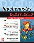 Biochemistry Demystified (Demystified) Cover