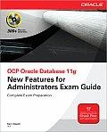 Ocp Oracle Database 11g