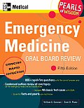 Emergency Medicine Oral Board Review: Pearls of Wisdom (Pearls of Wisdom Medicine)