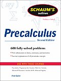 Precalculus : Schaum's Outline (2ND 09 - Old Edition)