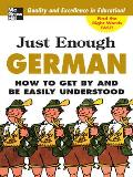 Just Enough German, 2nd Ed