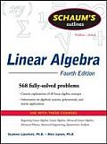 Schaums Outline Of Linear Algebra 4th Edition
