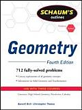Schaum's Outline of Geometry (4TH 09 - Old Edition)