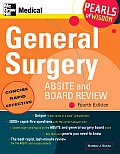 General Surgery Absite and Board Review (Pearls of Wisdom Medicine)