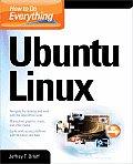 How To Do Everything Ubuntu
