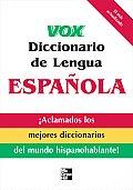 Vox Diccionario de Lengua Espanola