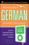 McGraw Hills German Student Dictionary for Your iPod MP3 CD ROM Guide