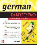German Demystified: A Self Teaching Guide