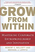 Grow From Within Mastering Corporate Ent