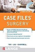 Case Files Surgery, Third Edition (Lange Case Files)