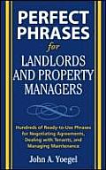 Perfect Phrases for Landlords and Property Managers Cover