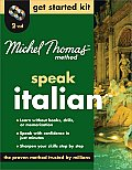 Michel Thomas Method(tm) Italian Get Started Kit, 2-CD Program (Michel Thomas)