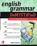 English Grammar Demystified: A Self-Teaching Guide (Demystified)