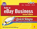 Build an eBay Business QuickSteps Cover