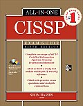 CISSP All-In-One Exam Guide [With CDROM] (Cissp All-In-One Exam Guide)