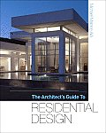 Architect's Guide To Residential Design (09 Edition)