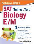McGraw-Hill's SAT Subject Test: Biology E/M, 2/E