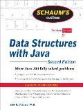 Schaum's Outline of Data Structures With Java (2ND 10 Edition)