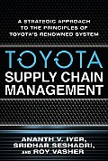 Toyota's Supply Chain Management: A Strategic Approach to Toyota's Renowned System Cover