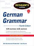 Schaums Outline of German Grammar 4th Edition