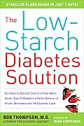 Low Starch Diabetes Solution Reduce Insulin Resistance