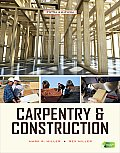 Carpentry & Construction 5th Edition