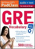 McGraw-Hill's Podclass GRE Vocabulary