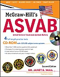 McGraw-Hill's ASVAB [With CDROM] (McGraw-Hill's ASVAB)