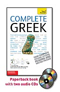 Teach Yourself Complete Greek: From Beginner to Intermediate [With Paperback Book] (Teach Yourself Language Complete Courses) Cover