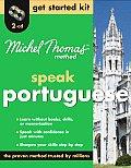 Michel Thomas Method Portuguese Get Started Kit 2 CD Program