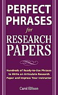 McGraw-Hill's Concise Guide to Writing Research Papers Cover