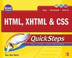 HTML XHTML & CSS QuickSteps