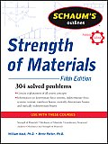 Schaum's Outline of Strength of Materials (5TH 11 - Old Edition)