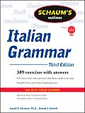 Schaum's Outline of Italian Grammar (Schaum's Outlines)