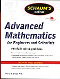 Schaums Outline Of Advanced Math For Engineers & Scientists