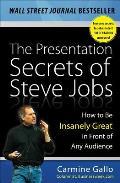 Presentation Secrets of Steve Jobs (10 Edition)